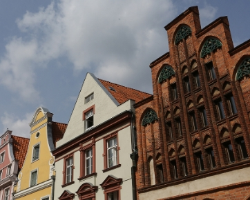 Lübeck, Wismar and Stralsund