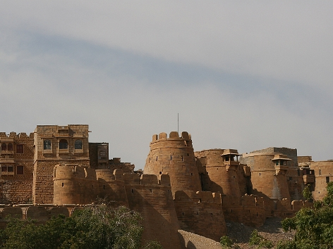 Jaisalmer - The Golden City India