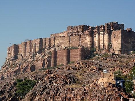 Jodhpur - The Blue City India